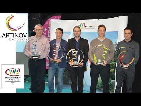 Soirée Artinov 2016   Remise des Trophées