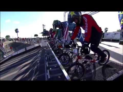 UCI BMX Supercross 2014 Chula Vista: Mens semis