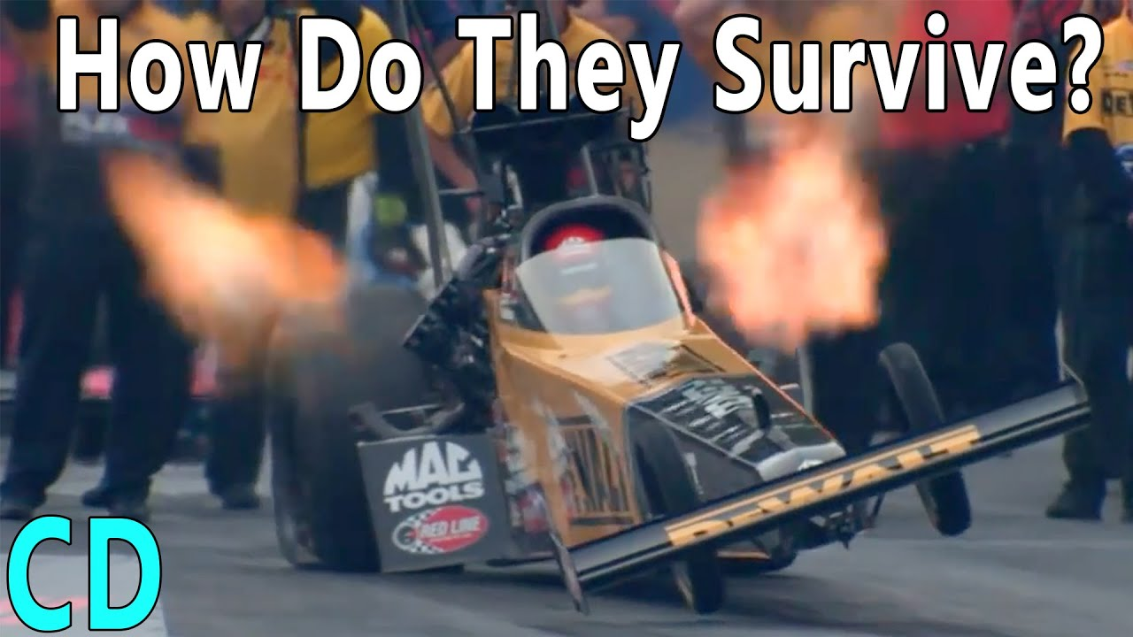 The Amazing Engineering of Top Fuel Dragsters