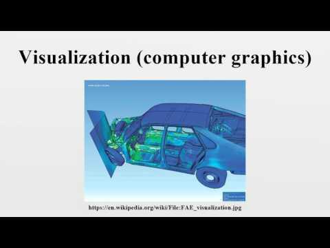 Visualization (computer graphics)