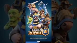 Открытие магического и супер-магического  сундука в игре Clash Royal