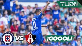 ¡Pero qué golazo de Elías Hernández! | Cruz Azul 1 - 0 Atlas | Liga Mx - CL 2020 J1 | TUDN