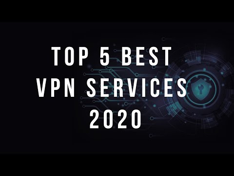 THE BEST VPN (2020). Top 5 FAST & RELIABLE VPNs Compared!