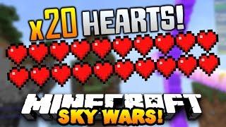 Minecraft TEAM SKYWARS #16