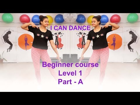 How to dance for Beginners| I Can Dance  | Aditi teaches how to dance