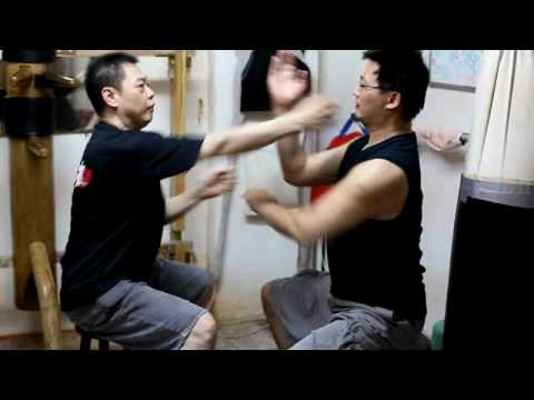 Wing Chun by Gary Lam's brother, Francis Lam & Stone