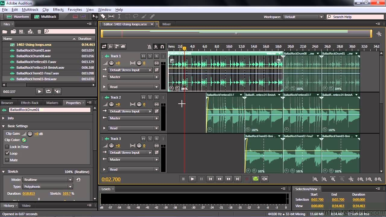 تحميل adobe audition cc