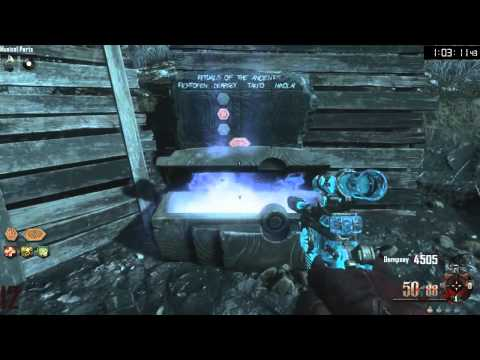 Origins Solo Easter Egg in 1 hour and 40 minutes
