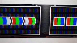 ВЫБОР 4K UHD TV : LG (65UK6100) против Samsung (UE55NU7100U) ОБМАН С 4K