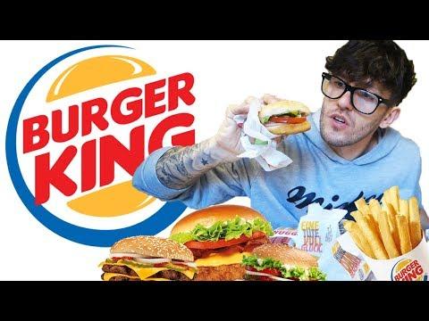 BURGER KING ubio McDonalds ručak od 4 TISUĆE KALORIJA