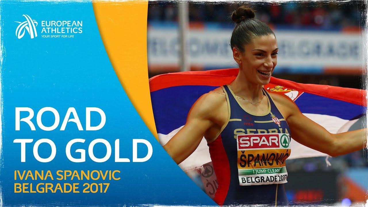 SPECTACULAR Performance - Road to Gold: Ivana Spanovic | Belgrade 2017