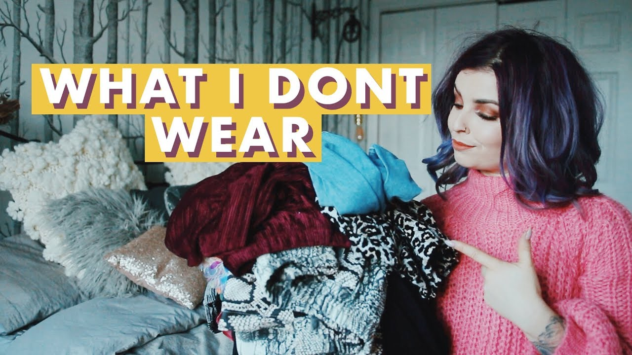 2c9ccc0f7b7 WHAT I DONT WEAR ANYMORE (Clearing Out)