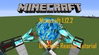 "Minecraft 1.12.2 : ""Safe"" Draconic Reactor Tutorial! | Draconic Evolution Mod"