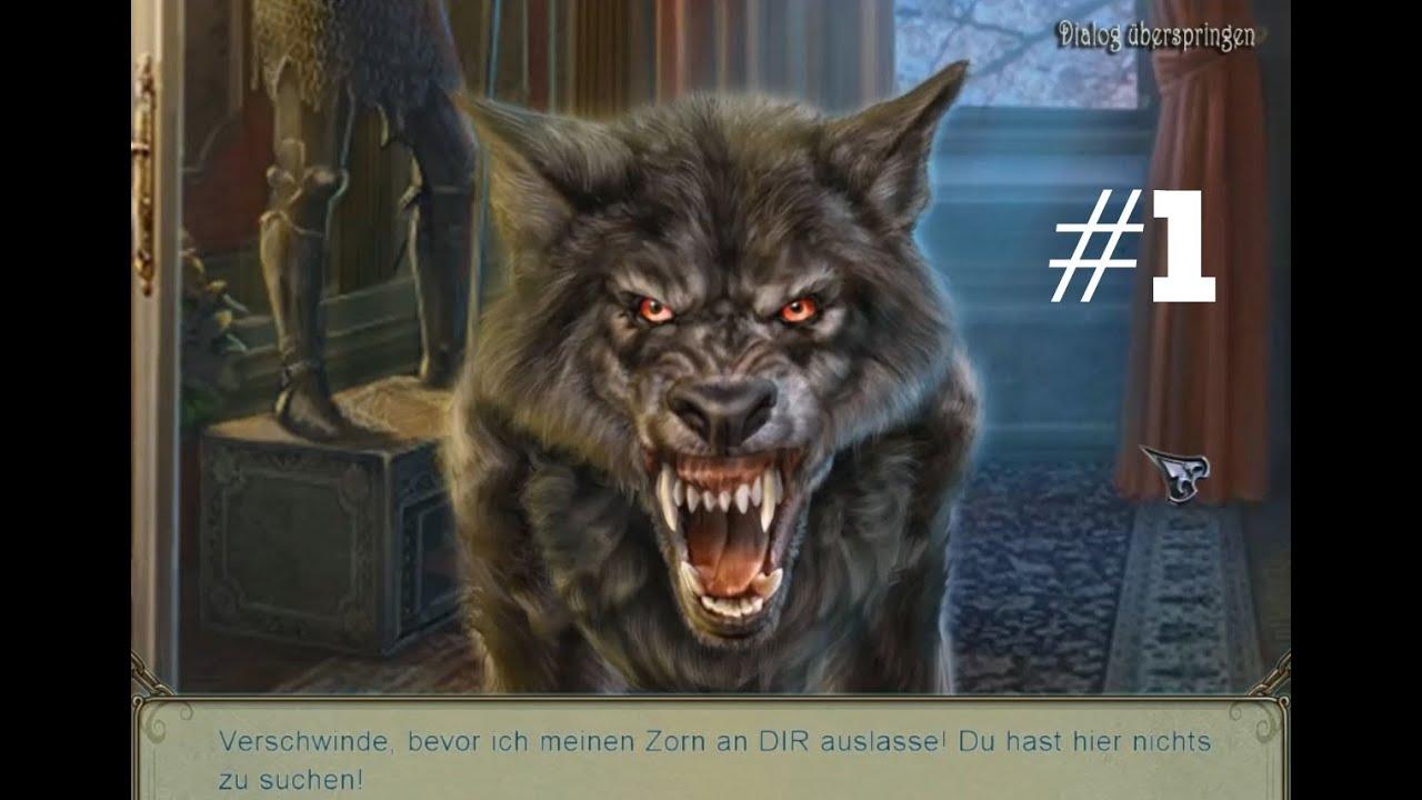 Walkthrough Shadow Wolf Mysteries  Die verfluchte Hochzeit 1 HD  Der Bse Wolf  YouTube