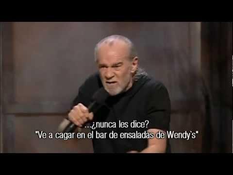 George Carlin [Sub Esp] Complaints & Quejas