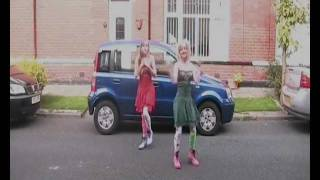 Robo Kiss dance cover by k8andlolbee - enjoy :) - we don't own any ...