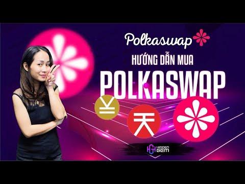 Hướng Dẫn Mua Polkaswap - PSWAP   GFS Ventures - Hidden Gem