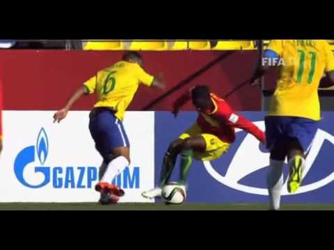 Guinea vs Brazil  FiFa U17 24 10 2015
