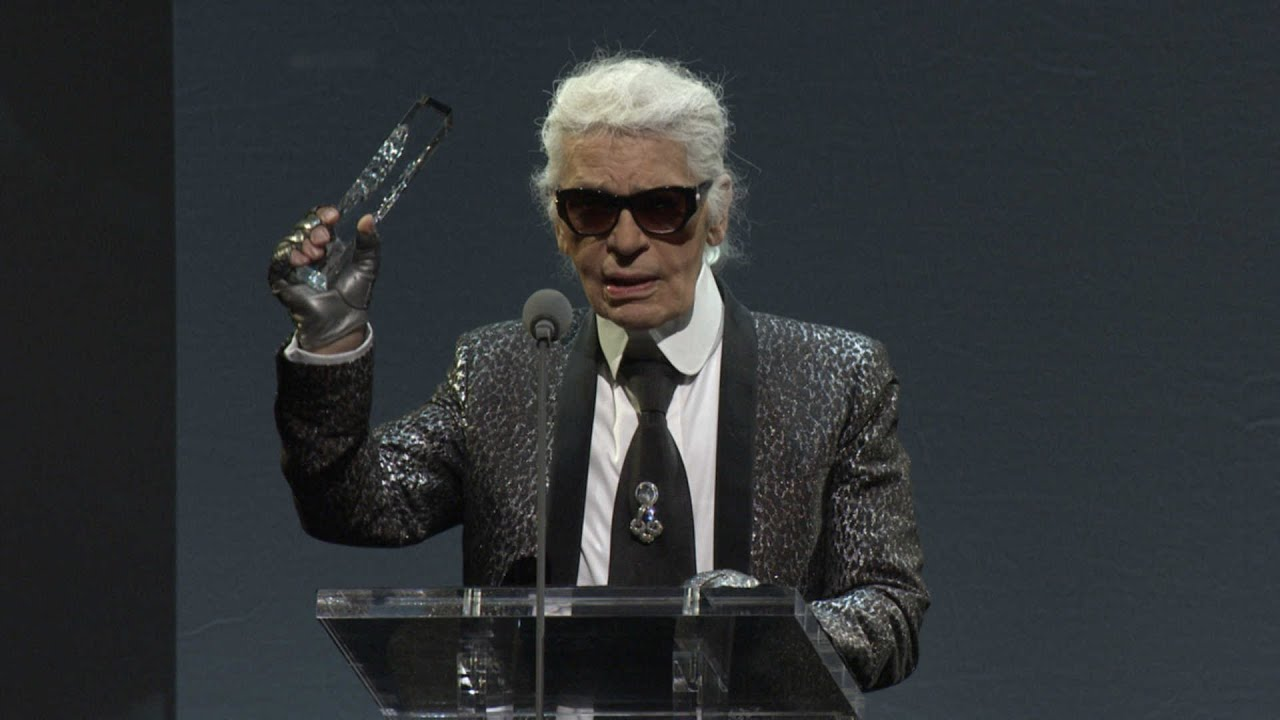 pictures Karl Lagerfeld to receive 2015 Outstanding Achievement Award modern collection