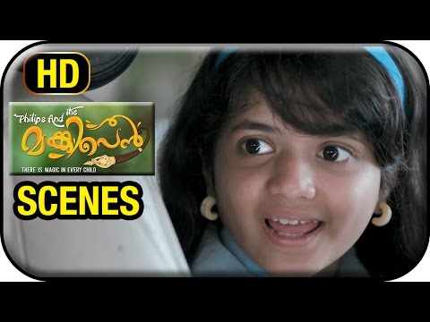 Philips and the Monkey Pen Malayalam Movie | Scenes | Sanoop Talks in School Radio | Jayasurya