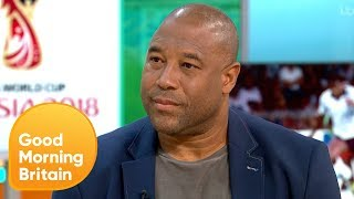 Safety Fears Over British Football Fans Attending the World Cup | Good Morning Britain