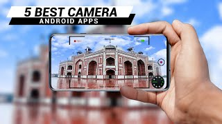 TOP 5 Best CAMERA Apps for Android 2021   Best Professional Camera Apps   Swanky Abhi screenshot 2