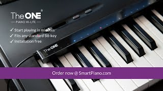 Introducing The ONE Piano Hi Lite And Start Playing In Minutes