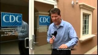 CDC designates El Paso as quarantine site, including for Ebola