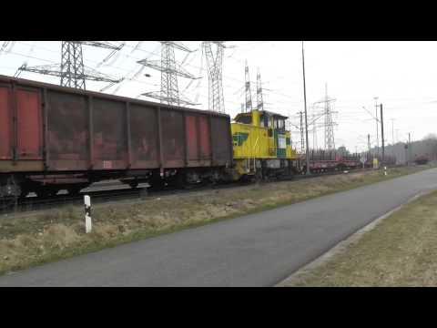 Werkbahn der Benteler Stahlwerke Haneckenfähr