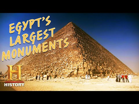 THE TRUTH BEHIND EGYPT'S MASSIVE MONUMENTS | Secrets of Ancient Egypt