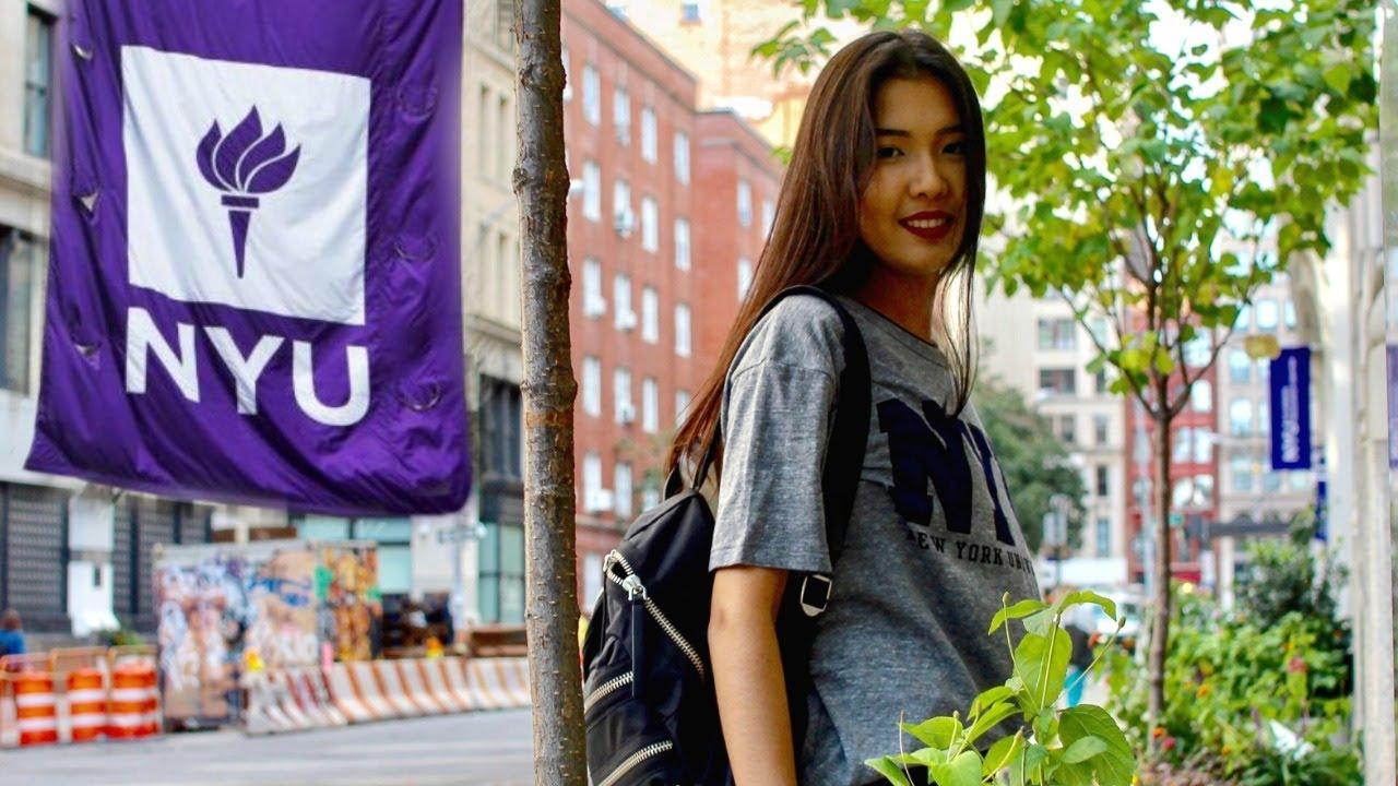 College Day in My Life at NYU  | New York University