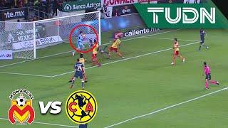 ¡Increíble! La que desaprovecha Viñas | Morelia 1 - 0 América | Liga Mx - AP 19 - Semifinal | TUDN