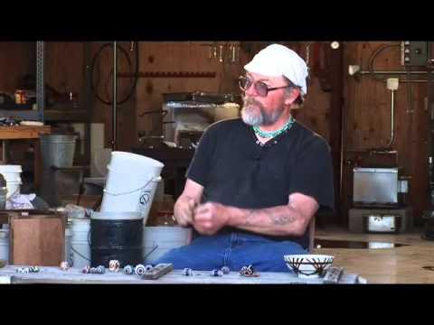 Film on glass beads: USA