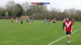 Warwick vs. Coventry - Varsity Ultimate Frisbee 2017