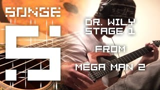Mega Man 2 - Dr. Wily Stage 1 cover 【Songe】