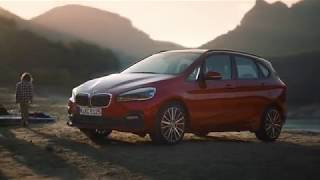 全新BMW 2系列Active Tourer玩樂登場