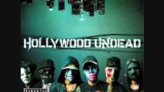 Bottle And a Gun-Hollywood Undead With Lyrics