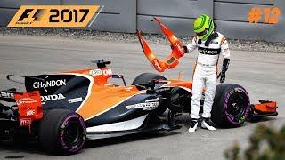 F1 2017 // 🇧🇪 S01R12: BELGIUM-SPA FRANCORCHAMPS // McLAREN HONDA KARRIER