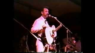 """2.21.92 """"Marie's Theme"""" from The Prison. Lone Star Roadhouse, NYC."""