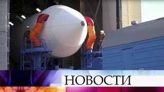 Проблемы и планы в российской космической сфере обсуждали на самом высоком уровне.