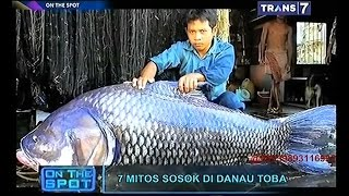 On The Spot - 7 Mitos Sosok di Danau Toba