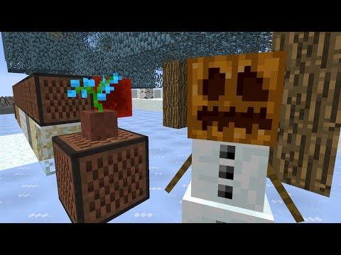 Frozen - Let It Go - Minecraft Note Block Song