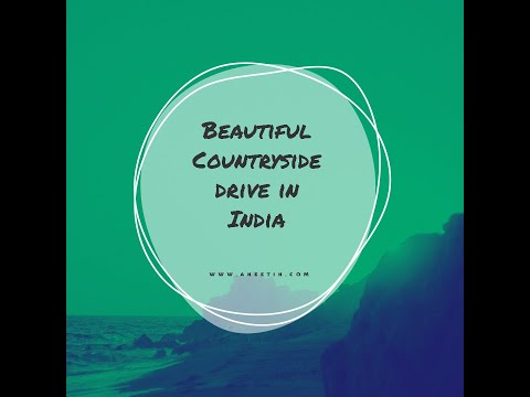 Journey between Duvva and Bhimavaram