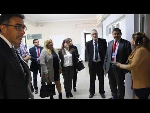 La Federación de la Magistratura elogió la transformación del Poder Judicial de Santiago