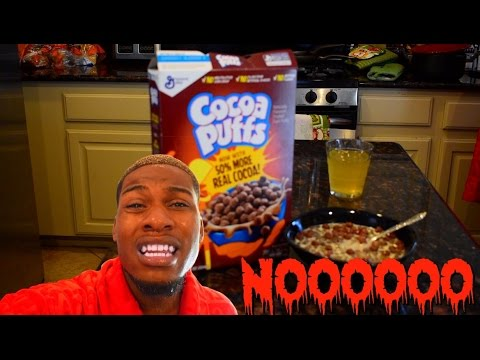 Thumbnail: Dog Food For Breakfast PRANK!!!