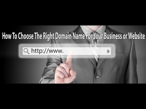 How To Select A Domain Name For Your Niche Business Or Brand! | SEO Bangla Tutorial