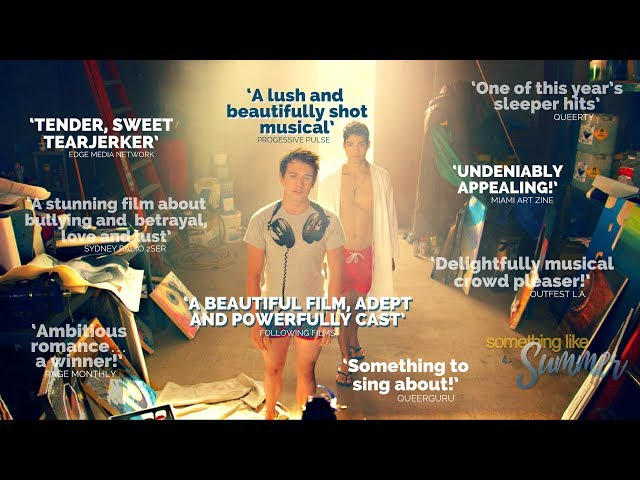 Something Like Summer – Official Trailer
