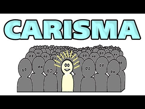¿CÓMO TENER CARISMA? - 8 CONSEJOS EFECTIVOS PARA SER CARISMÁTICO!