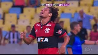 Melhores Momentos Flamengo 0 x 1 Botafogo      Carioca 2018 by Rede Globo