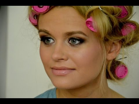 Outdoor Wedding Makeup Tutorial : Wedding Make Up Tutorial - YouTube